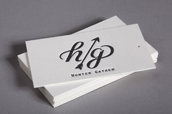 Hunter Gather Branding
