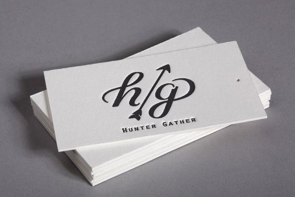 Hunter Gather Branding