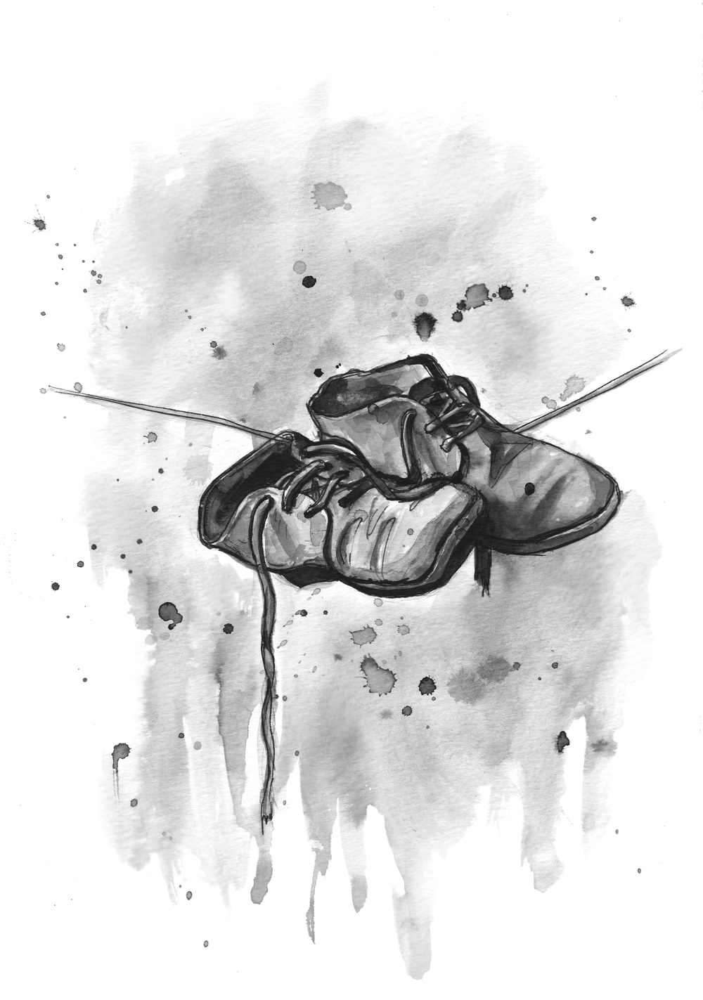 Bukowski Illustrations