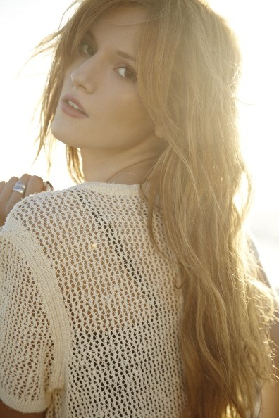 Bella Thorne MakeUp by Tonya Brewer