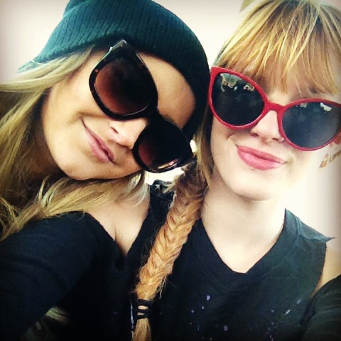Bella Thorne Tonya Brewer South Africa