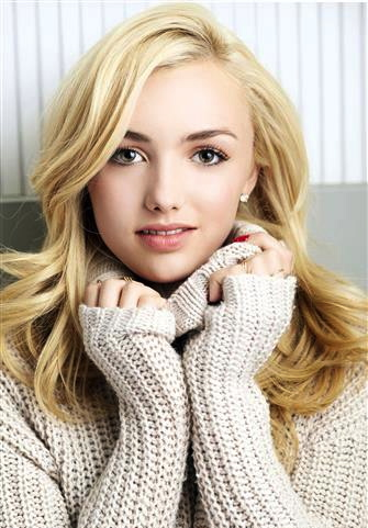 Peyton List Hair and Makeup by Tonya Brewer