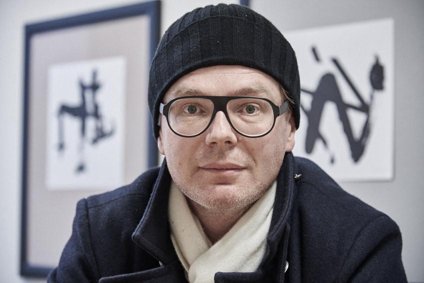 JÖRG SCHMITZ in der Kunstsammlung der Evonik Industries