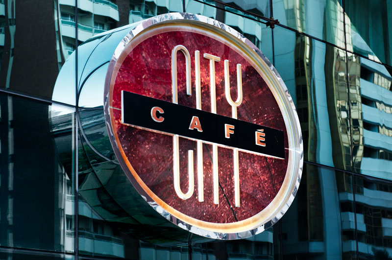 City Cafe - Abu Dhabi