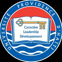 Haiti Providence University Logo