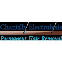 Chantilly Electrolysis Logo