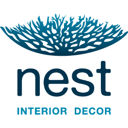 Nest Interior Decor Logo