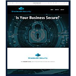 Copy of ShadowBit Security Website