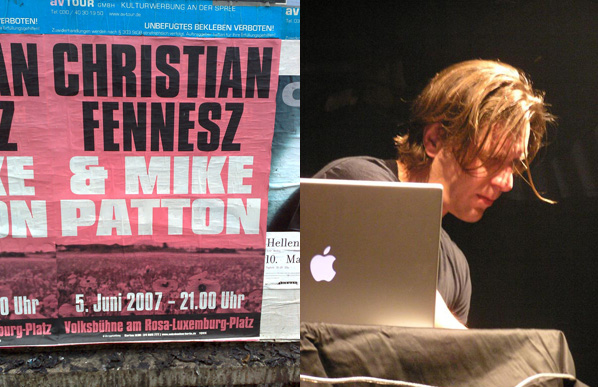 Christian Fennesz and Mike Patton