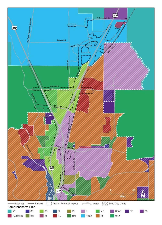 Land Use Comprehensive