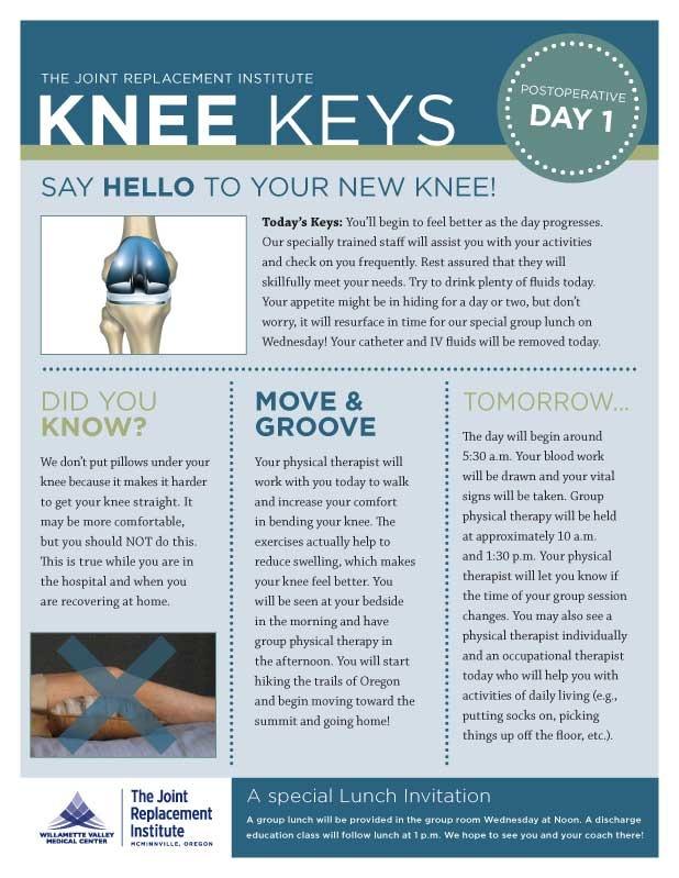 WVMC Knee Newsletter 2