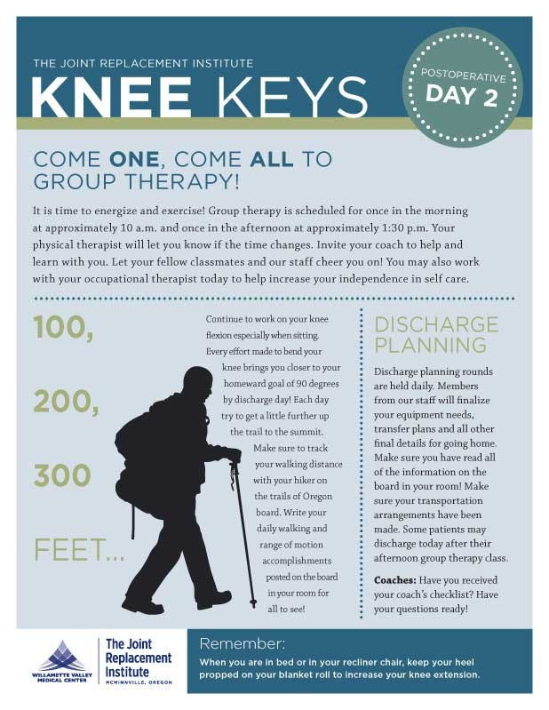 WVMC Knee Newsletter 3