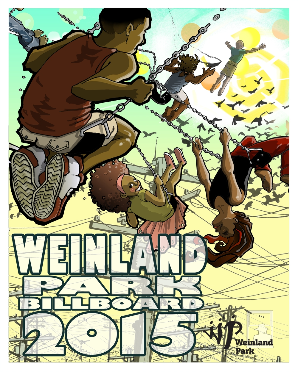 Weinland Park Billboard 2015
