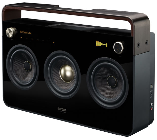 via coolhunting.com TDK Boombox on Cool Hunting