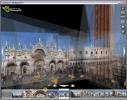 This is a very interesting product beong developed by Microsoft Live Labs. It takes collections of photographs and calculates how they relate to each other to crete three dimensional worlds. The explanation in the video is not the most lucid but it is well worth a watch to get a glimpse of what next generation photo sharing and exploration might look like.   http://labs.live.com/photosynth/video.html  via  Future Feeder