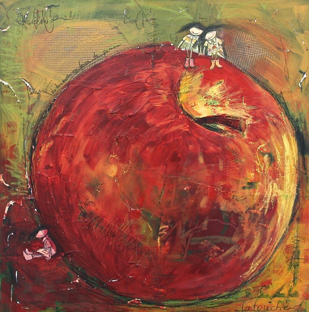"""""""Le bonheur en forme de pomme"""""""