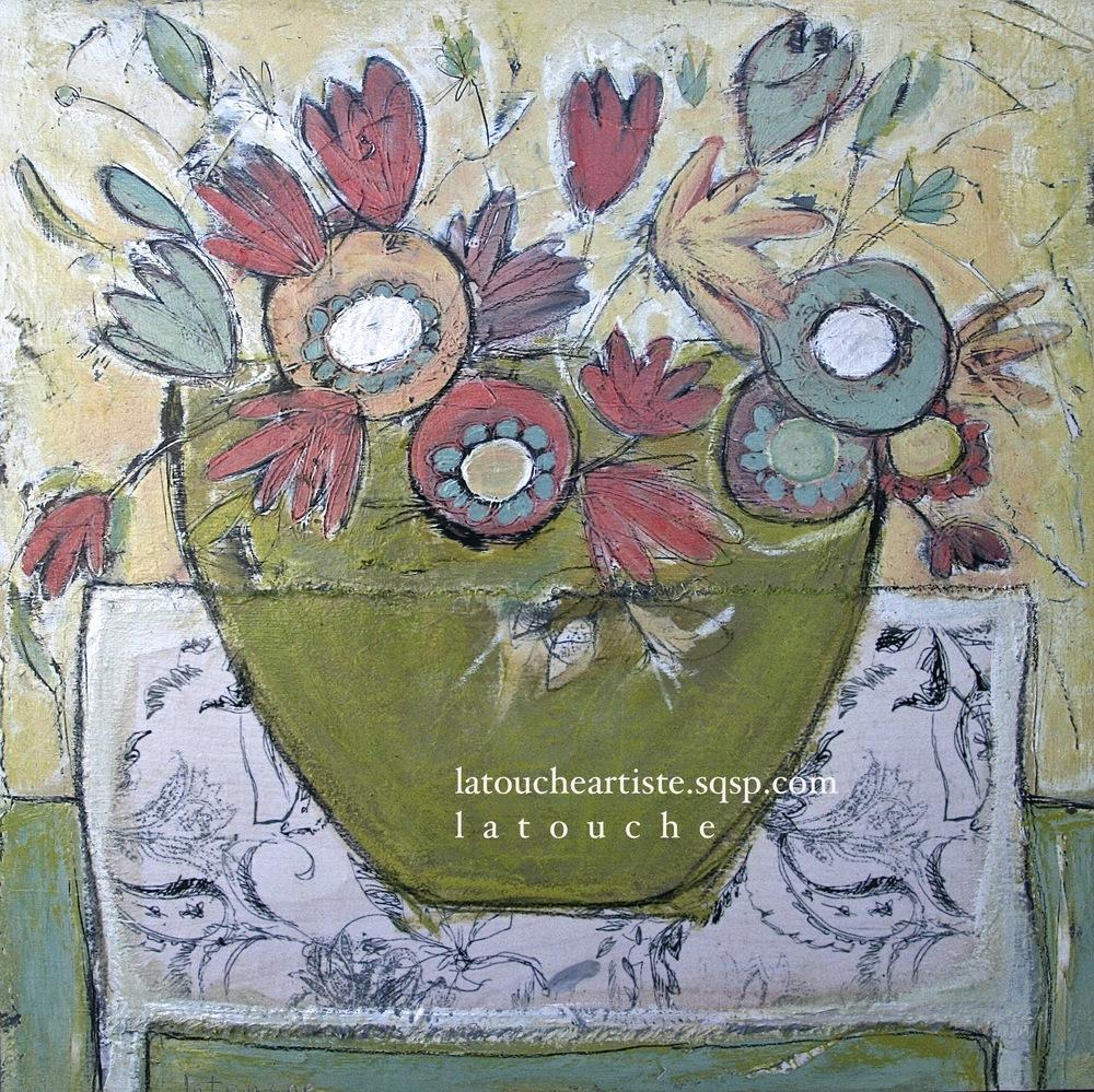 Ti-Bouquet romantique