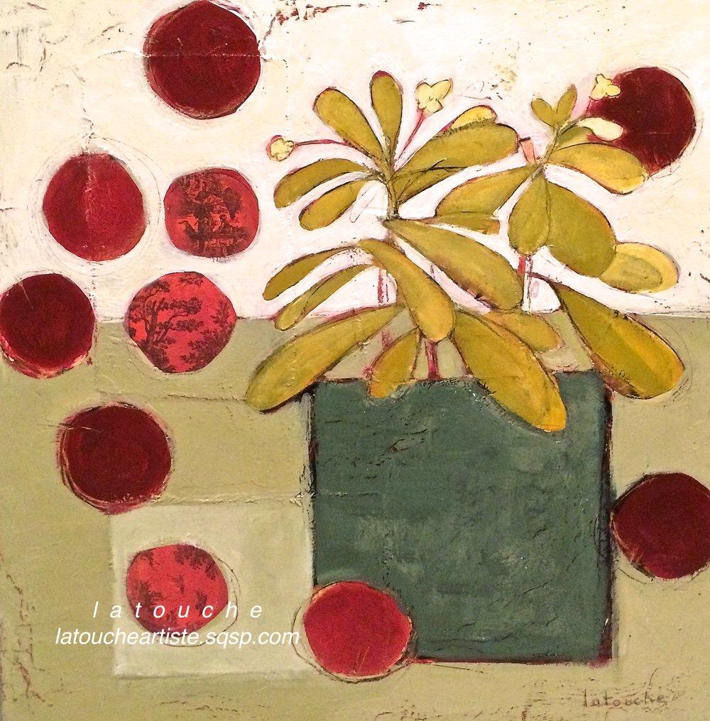 Bouquet jongleur