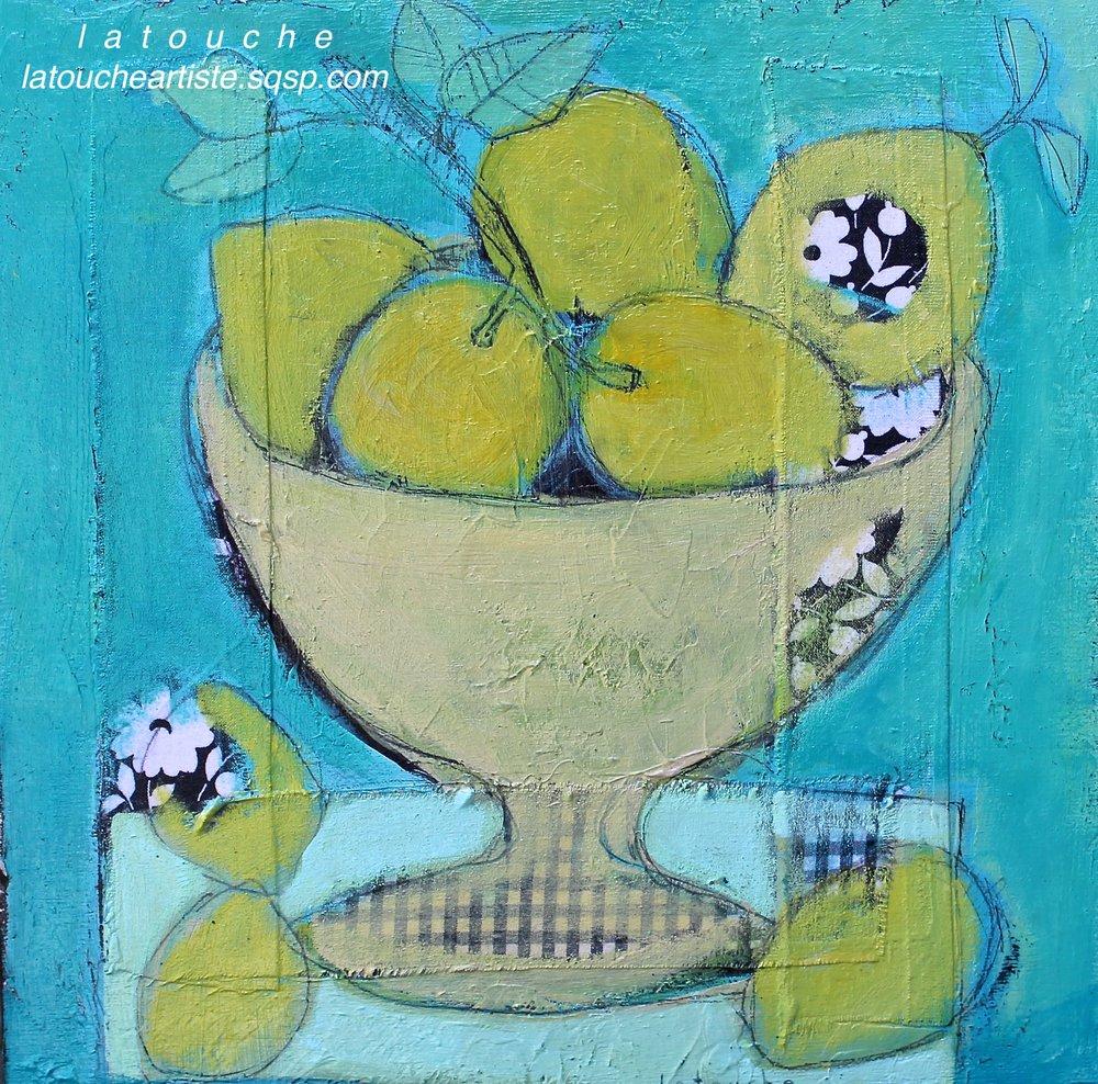 Les citrons de Christine