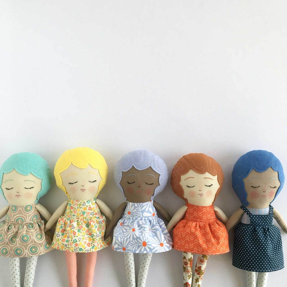 Sleeping Fairy Dolls without wings