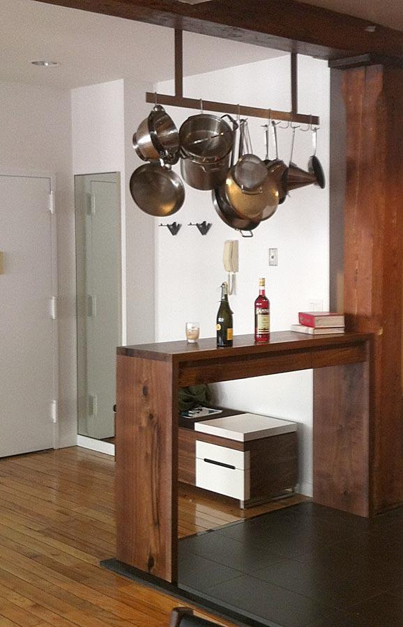 Custom Kitchen Worktable