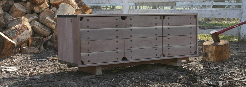 RED RIVER CREDENZA