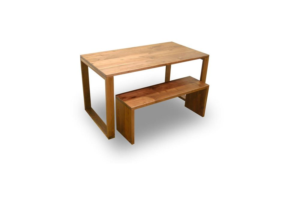 Custom Frame Table + Bench