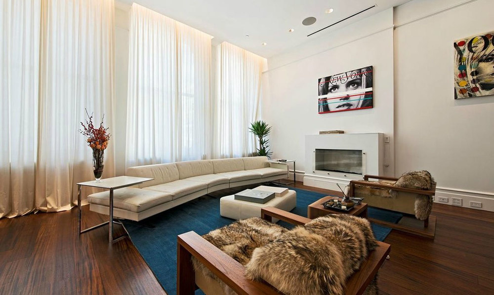 Lower Manhattan Apartment