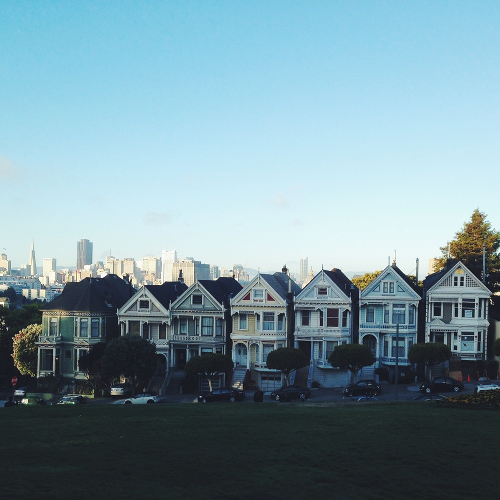 Painted Ladies at Alamo Square.JPG