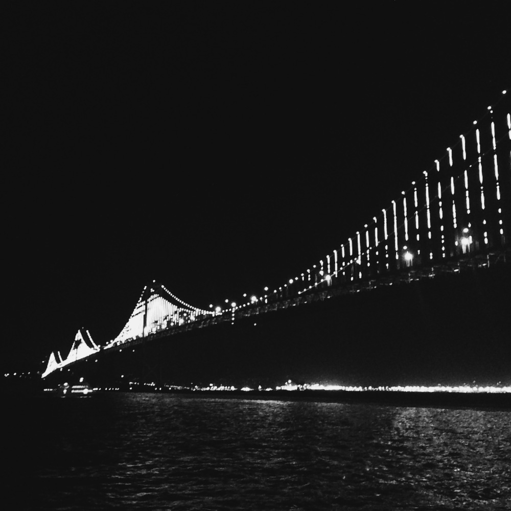 Bay Bridge Lights.JPG