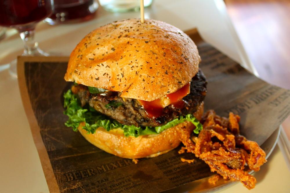 Queenstown Veggie Burger.JPG