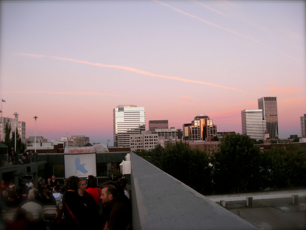 Movies on the roof.JPG