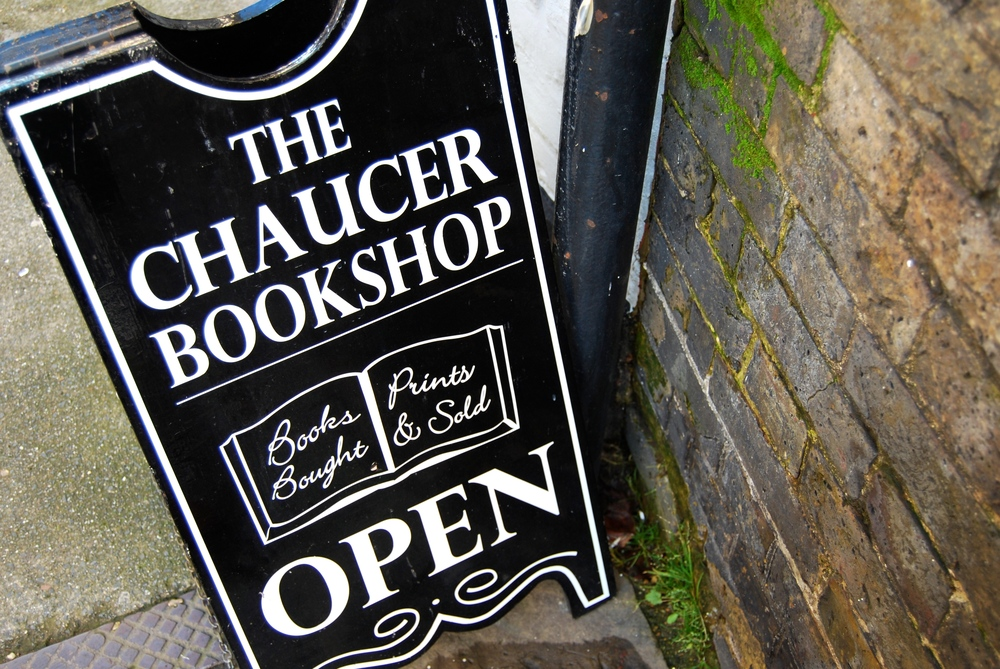 The Chaucer Bookshop.JPG