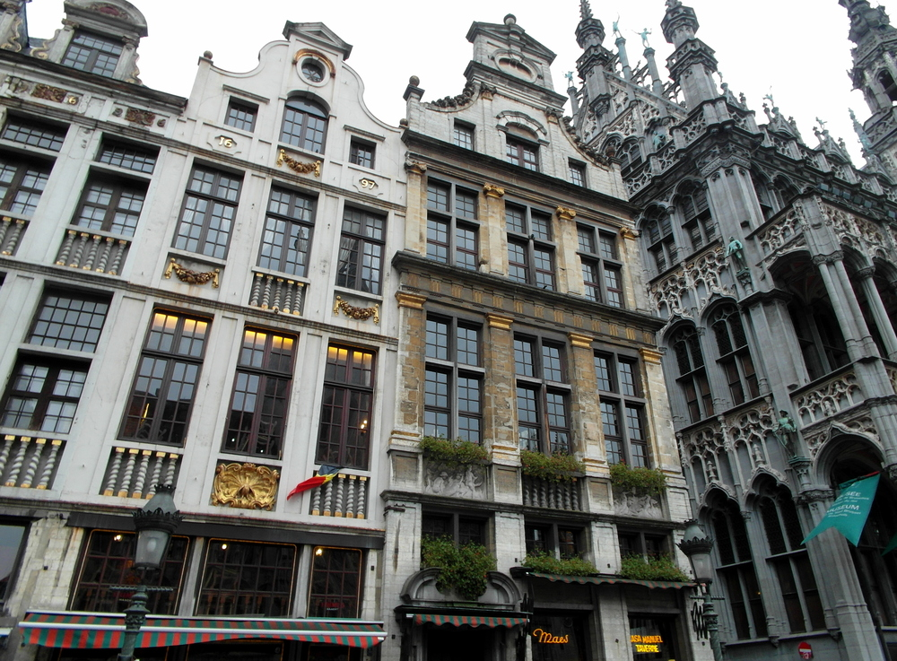 Hotel de Ville Bxls et GP_SAM_1735.JPG