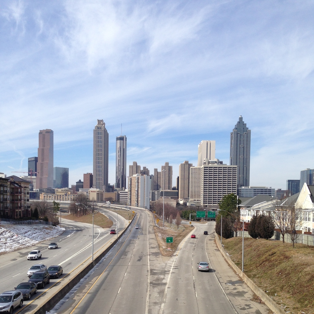 Visit literary Atlanta. Photo by Acree Macam.