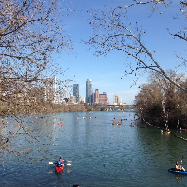 Literary City Guide | Austin, TX