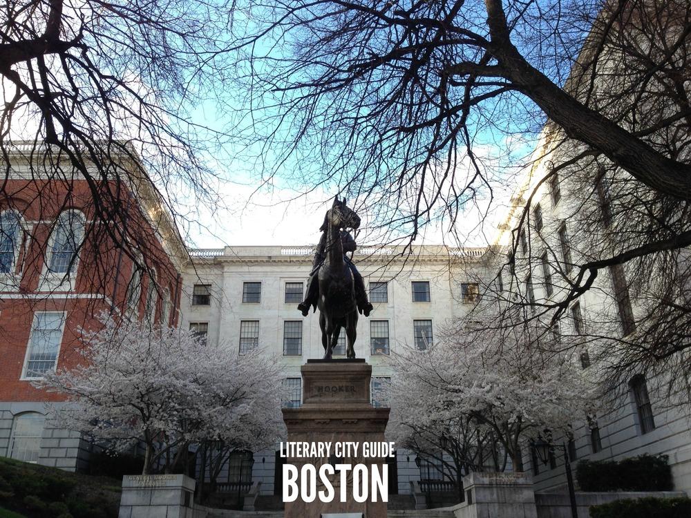 Literary City Guide | Boston
