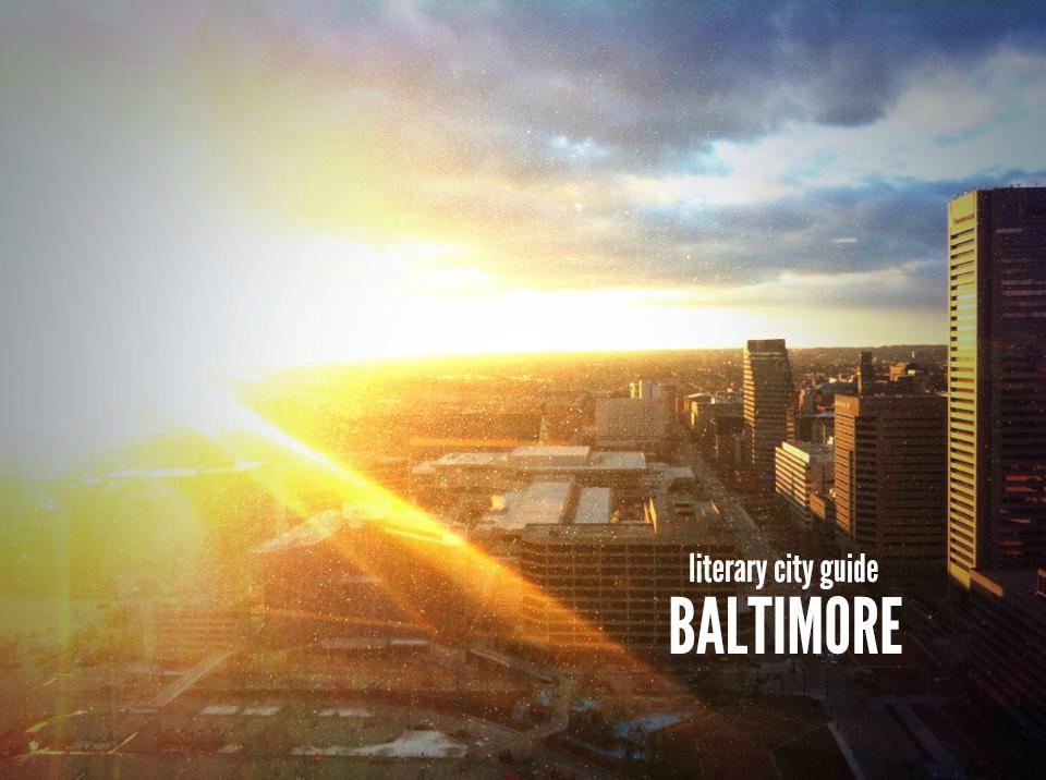 Literary City Guide | Baltimore