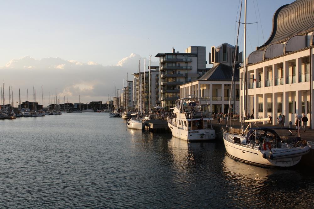 Helsingborg waterfront.JPG