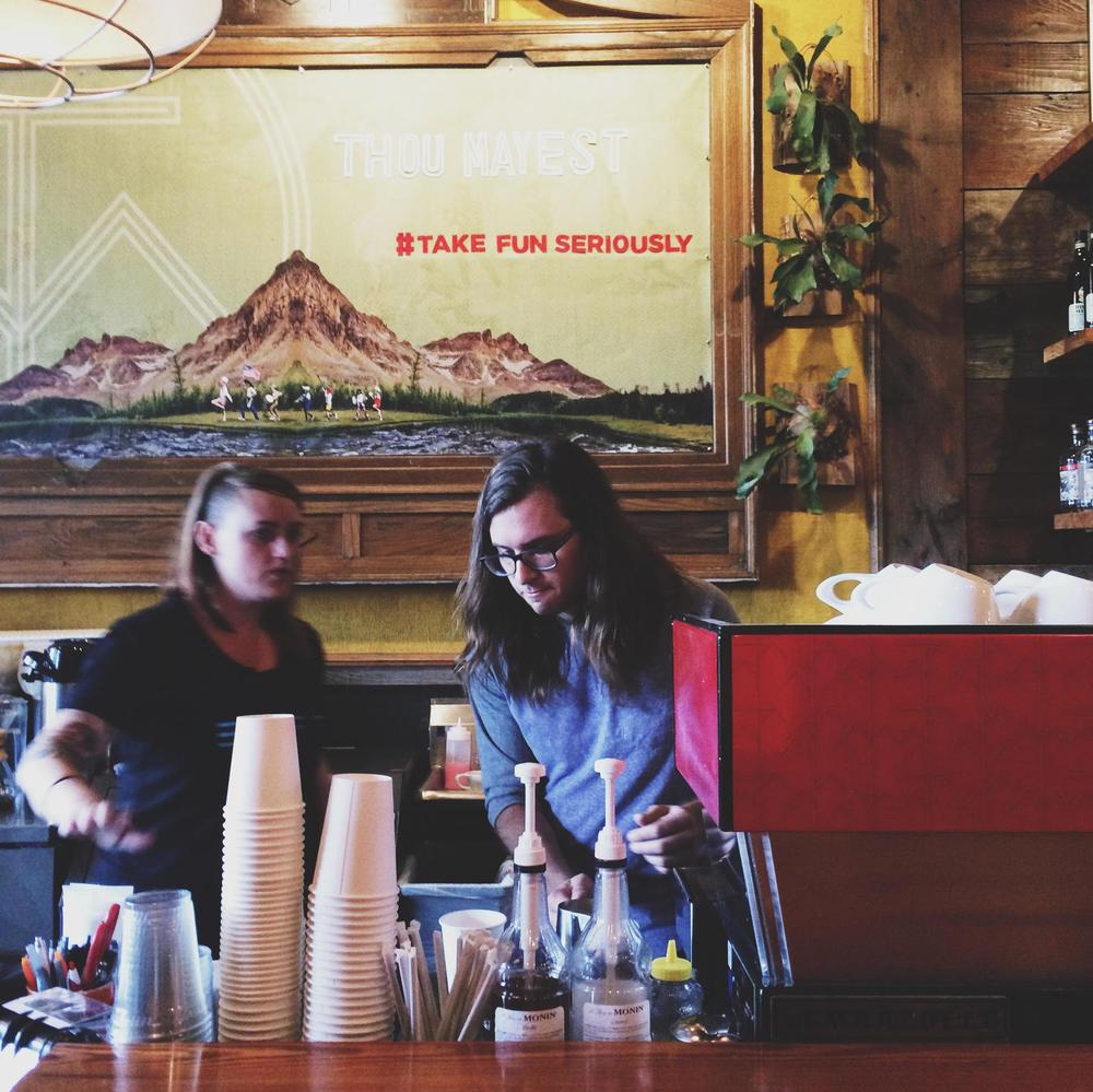 Thou Mayest Coffee, Kansas City