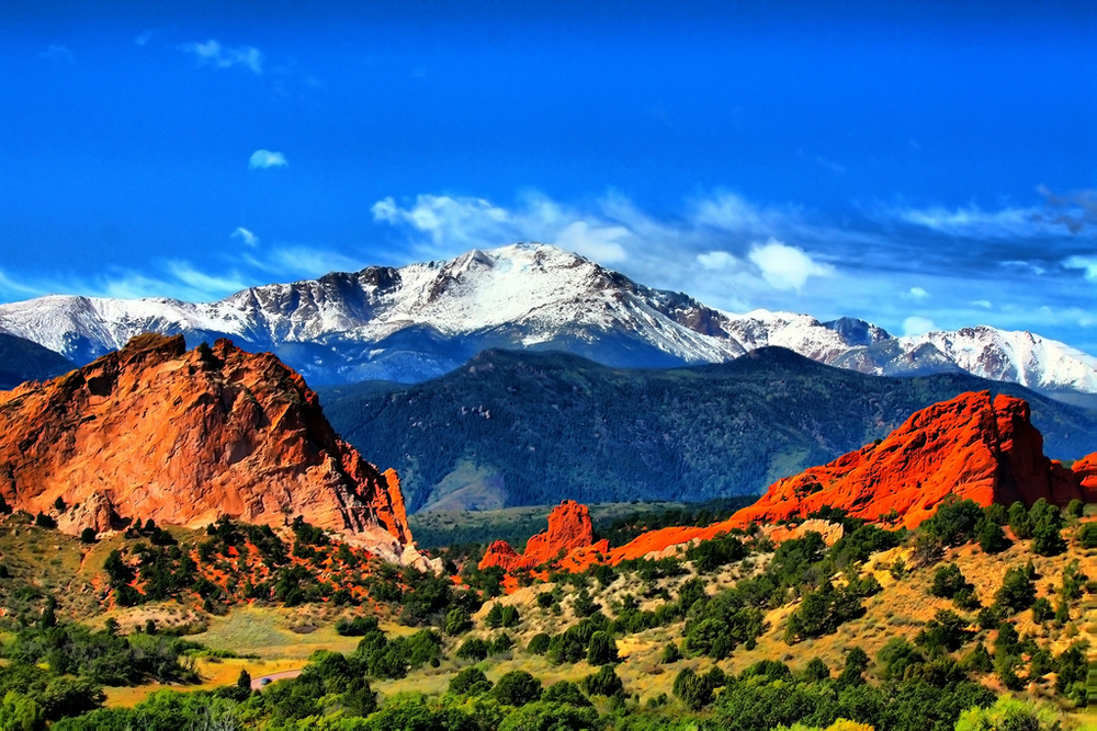 an analysis of colorado mountains and pikes peak Aconcagua is the highest an analysis of colorado mountains and pikes peak mountain in the western hemisphere, located in western argentina, near the chile border the national park service.