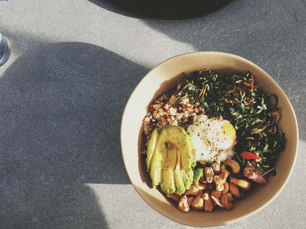 Grain Bowl at Superba