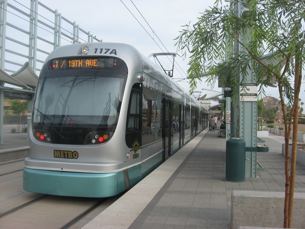 8 Light Rail in Tempe.JPG