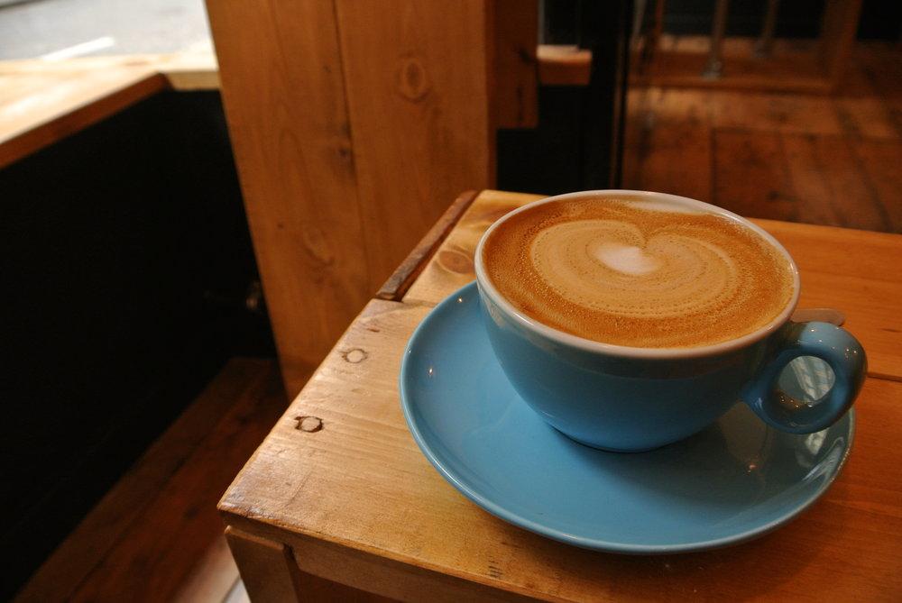 Cappuccino Small Street Espresso .JPG