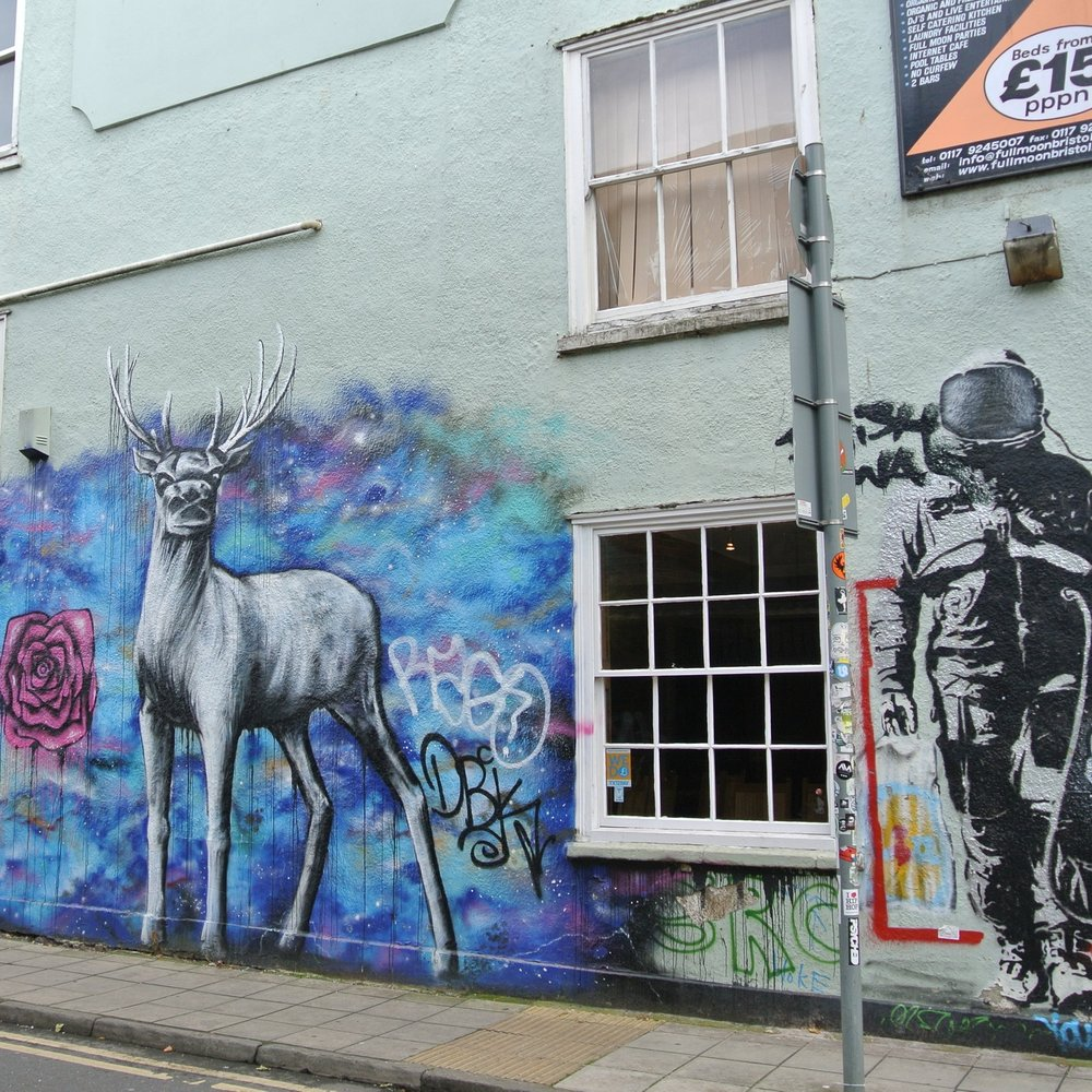 Literary City Guide: Bristol, England
