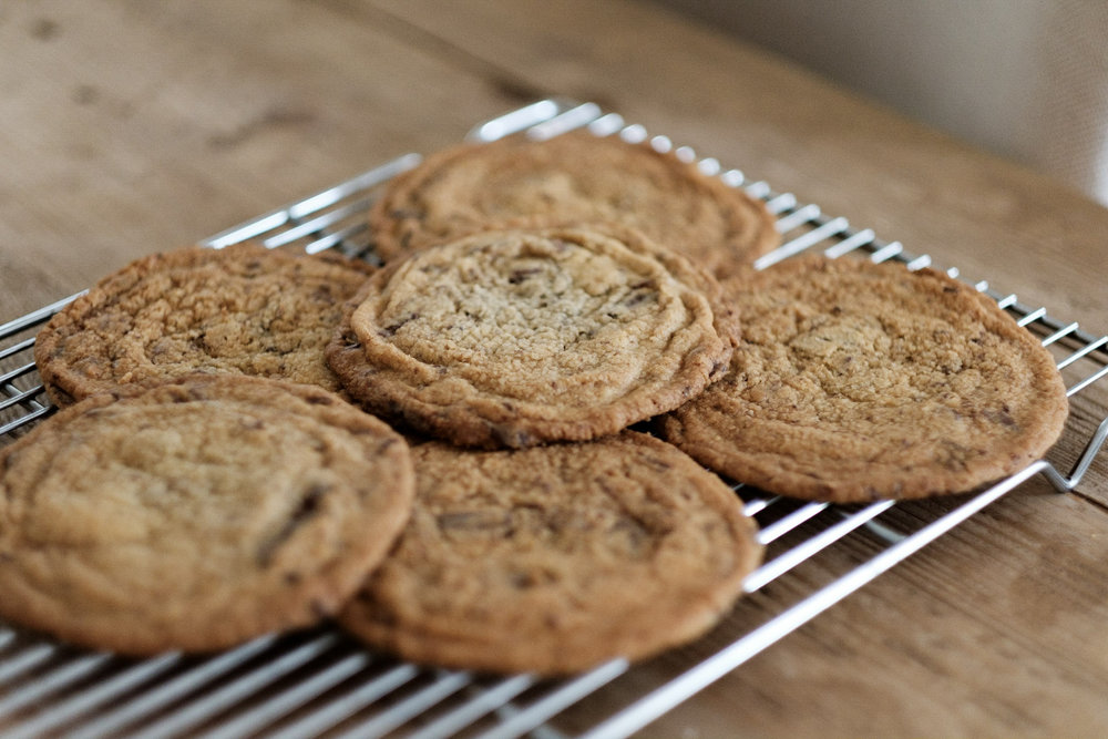 Sarah's Chocolate Chip Cookies (Eat This Poem)