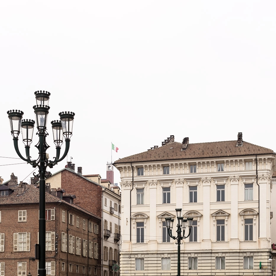 Literary City Guide to Turin, Italy