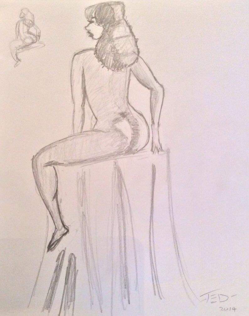 model: Taryn Nicole Piana
