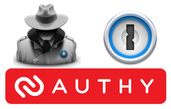 Undercover + 1Password + Authy = Awesome.