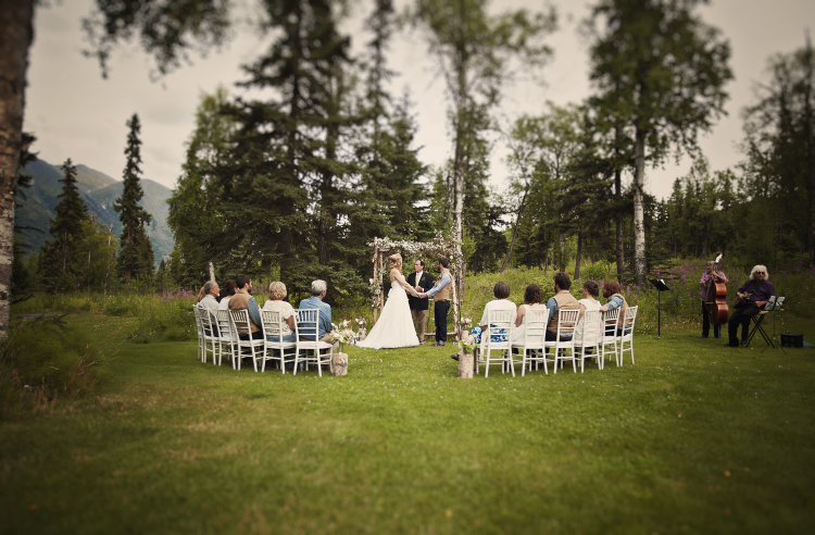 Alaskan Wedding Planner